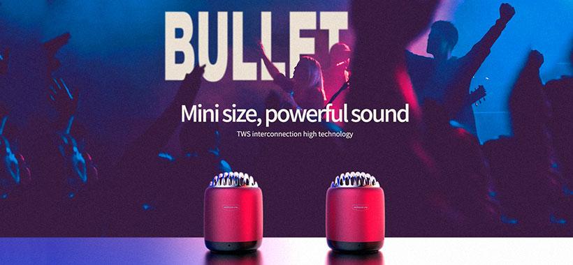 اسپیکر Nillkin Bullet Mini
