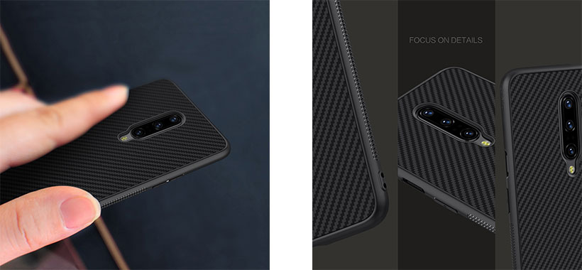 قاب نیلکین مدل Synthetic Fiber گوشی وان پلاس 7 پرو
