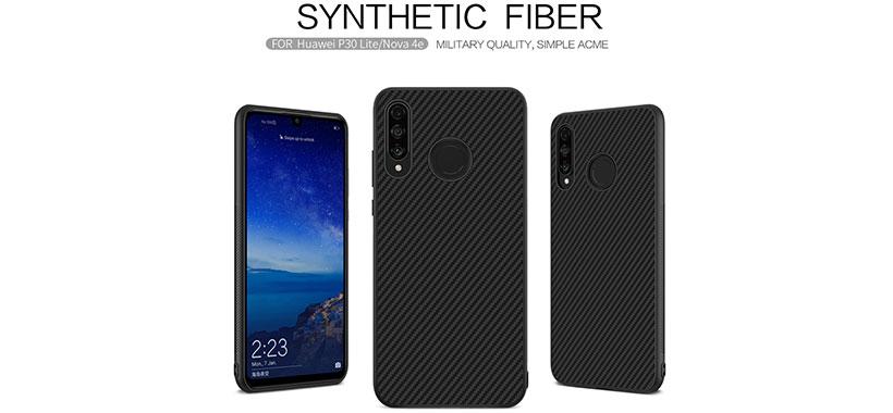 قاب محافظ فیبر نیلکین هواوی Huawei P30 Lite