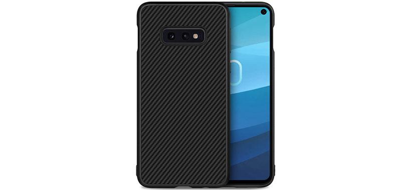 قاب نیلکین مدل Synthetic Fiber گوشی سامسونگ S10e