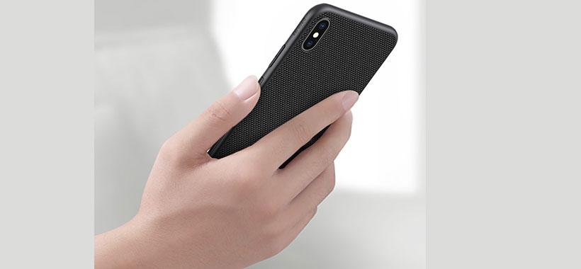 قاب نیلکین Textured گوشی iphone X/XS