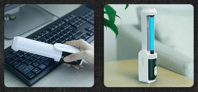 لامپ ضدعفونی کننده هوشمند نیلکین U80