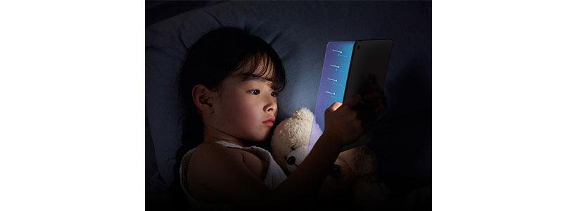 گلس ضداشعه آبی نیلکین iPad Mini 2019/iPad Mini 4