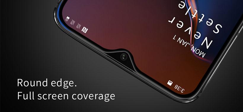 محافظ صفحه نمایش OnePlus 6T مدل نیلکین XD CP+ Max