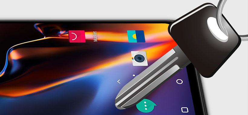 محافظ صفحه نیلکین OnePlus 6T