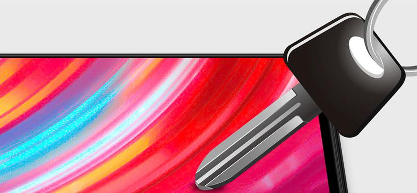 محافظ صفحه نیلکین شیائومی Redmi Note 8 Pro