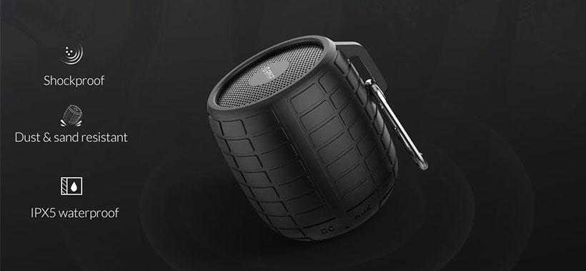 اسپیکر بلوتوث اوریکو Grenade-shape
