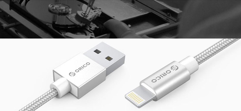 کابل شارژ اوریکو idc-10