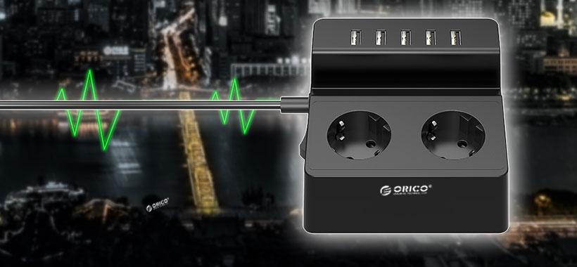 سیستم ایمنی حفاظتی ORICO