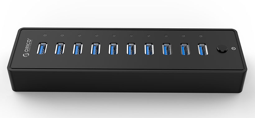هاب USB ORICO p10-u