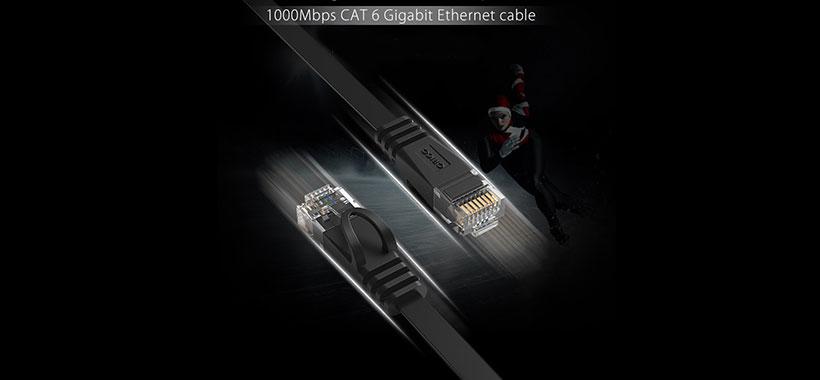 کابل اترنت اوریکو PUG-C6B