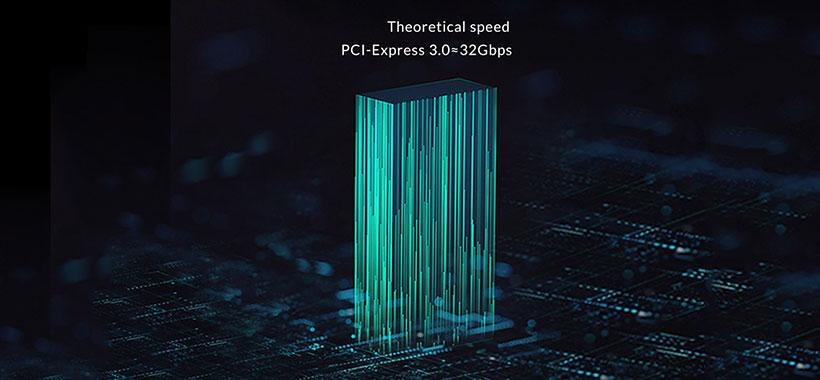 کارت توسعه PCI-Express 3.0 GEN3 X4