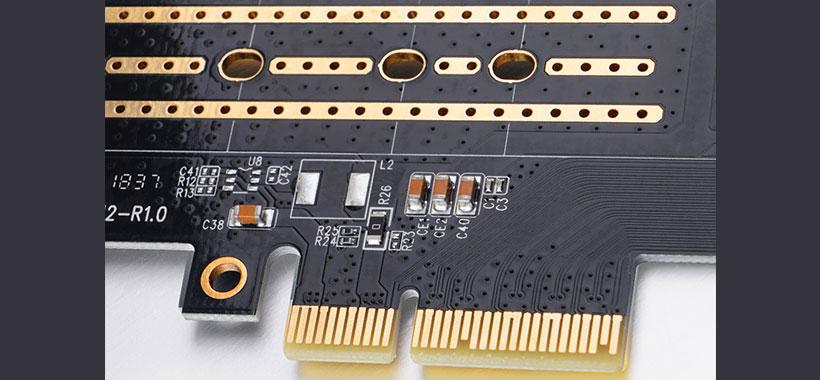 کارت تبدیلM.2 NVME به PCI-E اوریکو