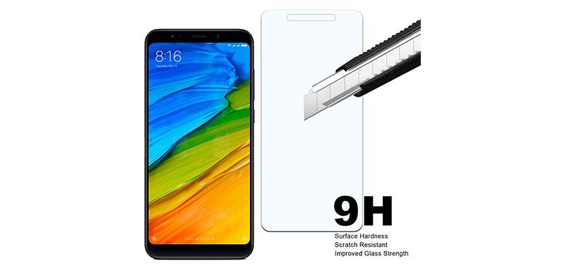 محافظ صفحه نمایش شیشه ای شیائومی Redmi 5 Plus/ Redmi Note 5