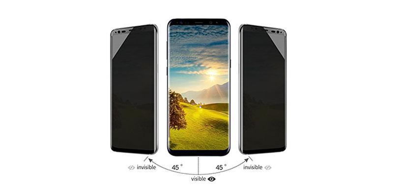 محافظ صفحه نمایش شیشه ای سامسونگ S8 Plus