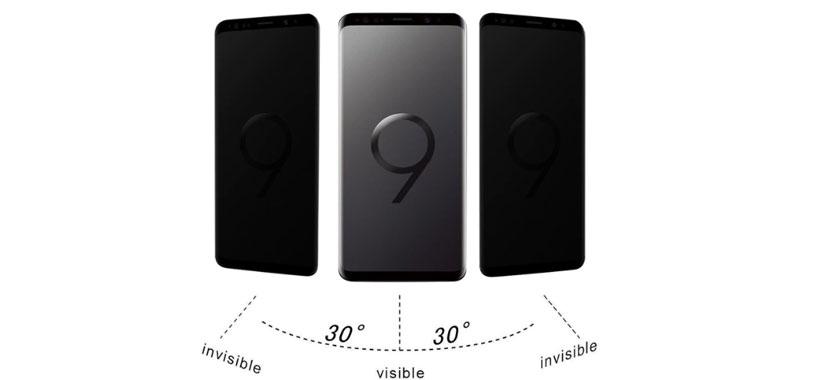 محافظ صفحه نمایش شیشه ای سامسونگ S9