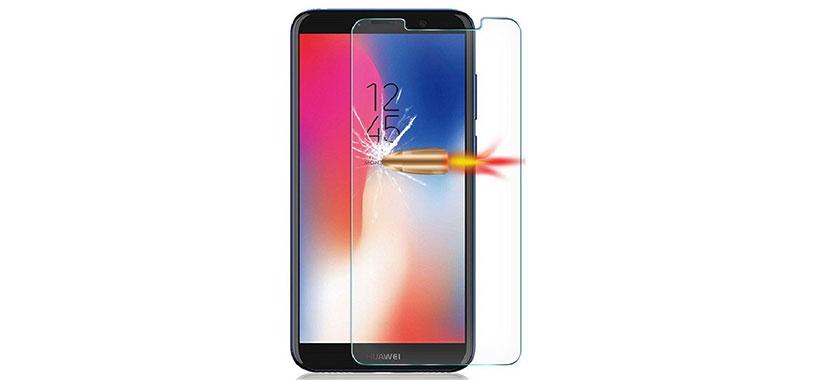 محافظ صفحه نمایش شیشه ای هواوی Y7 Prime 2018