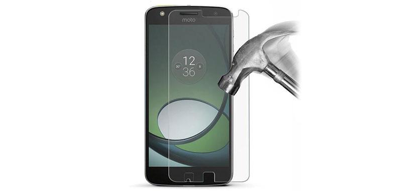 محافظ صفحه نمایش شیشه ای موتورولا Moto Z