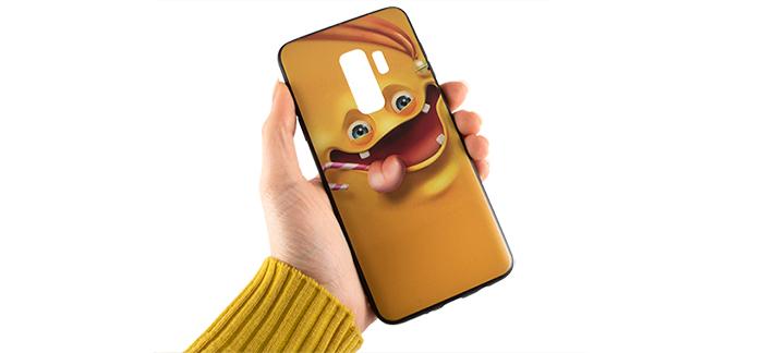 طراحی قاب سامسونگ S9 Plus