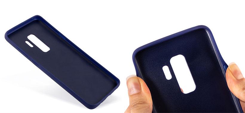 قاب چرمی سامسونگ S9 Plus