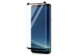 محافظ صفحه نمایش شیشه ای تمام صفحه سامسونگ Full Glass Screen Samsung Galaxy S9