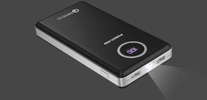 Poweradd MP-Q3233 Power Bank