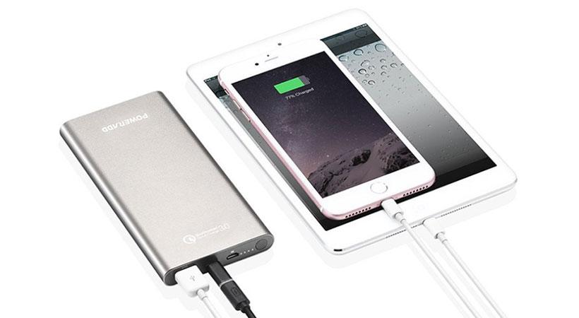 پاور بانک پاورادد Poweradd MP-TC018 10000mAh Powerbank