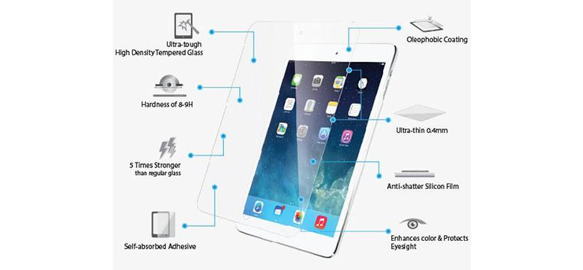 گلس iPad mini