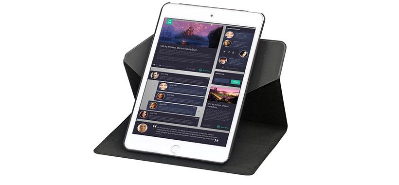 کاور پرومیت برای تبلت iPad mini 4 مدل Spino-Mini4