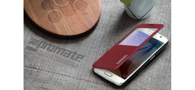 کیف محافظ پرومیت سامسونگ S6