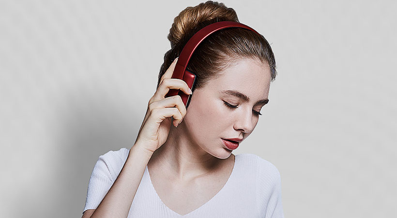 QCY QC50 Bluetooth Headphone