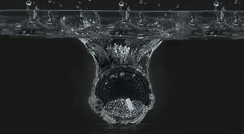 اسپیکر QCY Box2  مقاوم در برابر آب