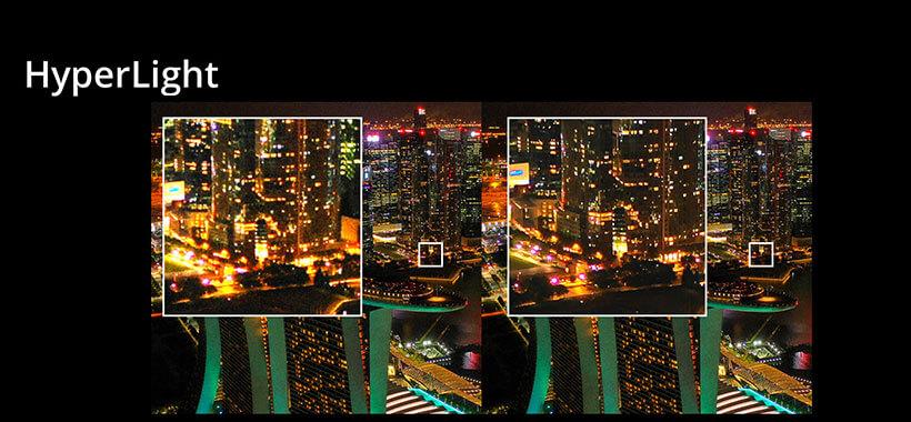 عکسهای HyperLight با دوربین پهباد دی جی آی