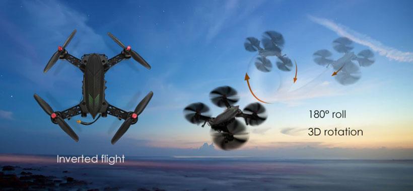 پرواز کردن با هواپیمای بدون سرنشین MJX Bugs 6