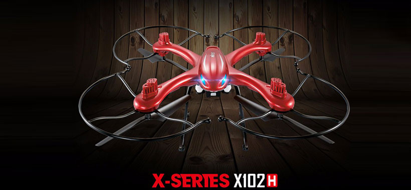 کوادکوپتر MJX X-102