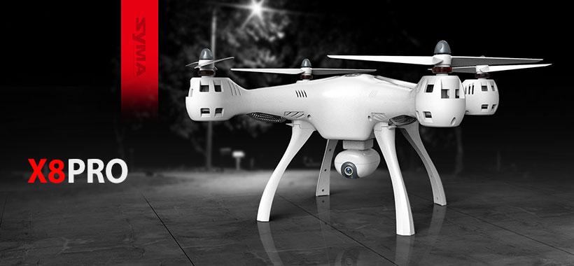 هلیکوپتر کنترلی SYMA X8 Pro