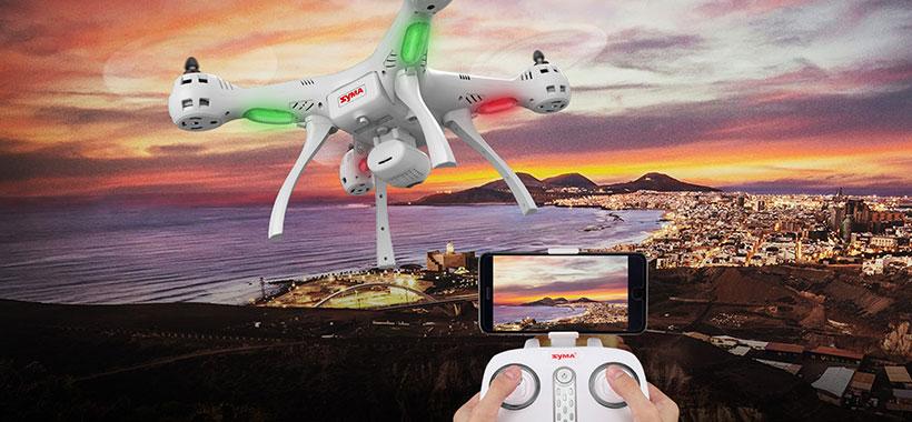 کوادکوپتر سایما X8 Pro