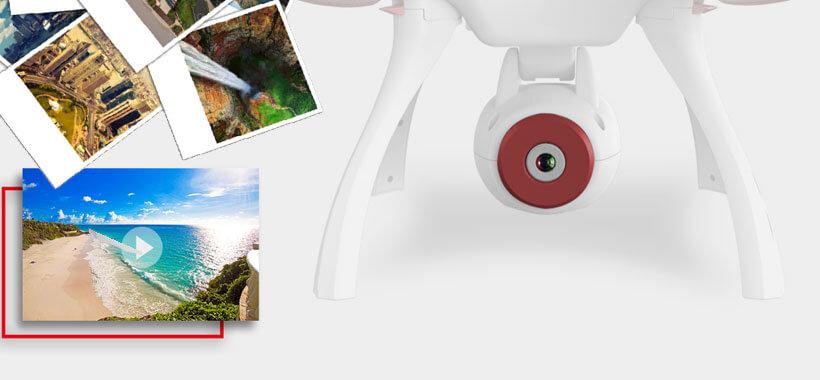 کوادکوپتر دوربین دار SYMA X8SW