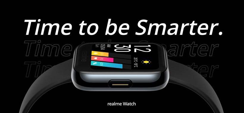 ساعت Realme Watch RMA161