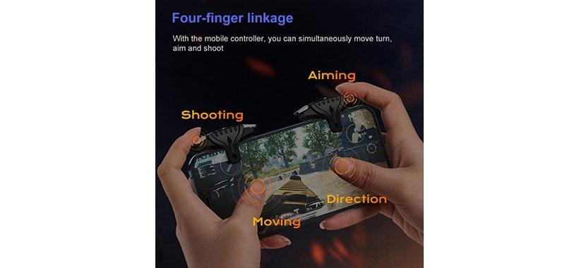 دستهبازی گوشی موبایلrock G01