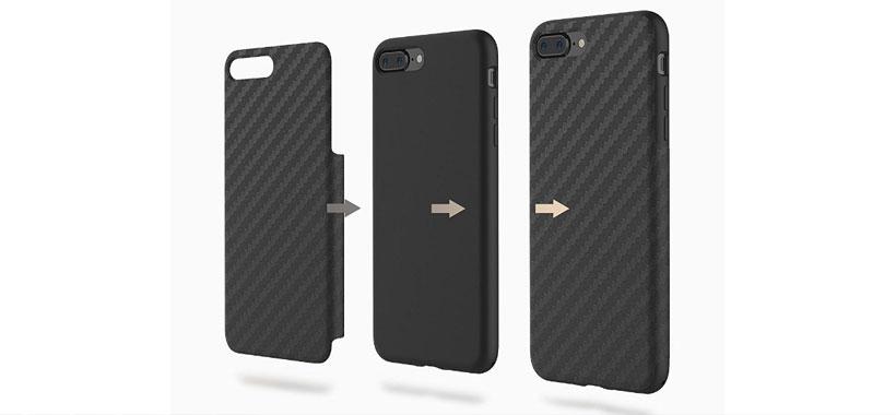 قاب محافظ راک iPhone 7 plus/8 plus