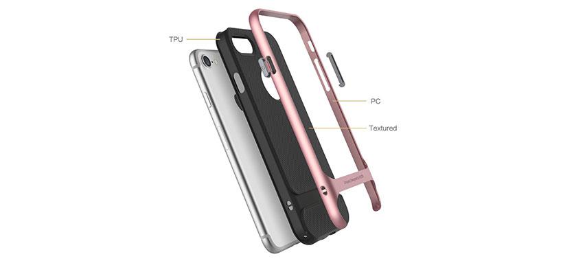 قاب محافظ راک اپل iPhone 7 Plus