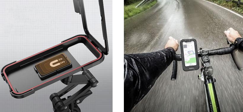 هولدر موبایل مخصوص دوچرخه راک RPH0957