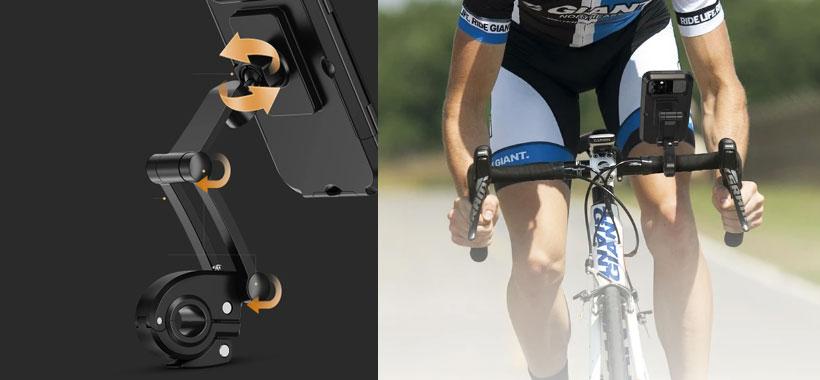 هولدر موبایل دوچرخه راک RPH0957