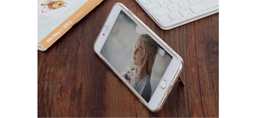 قاب ژلهای راک اپل iPhone 7/8