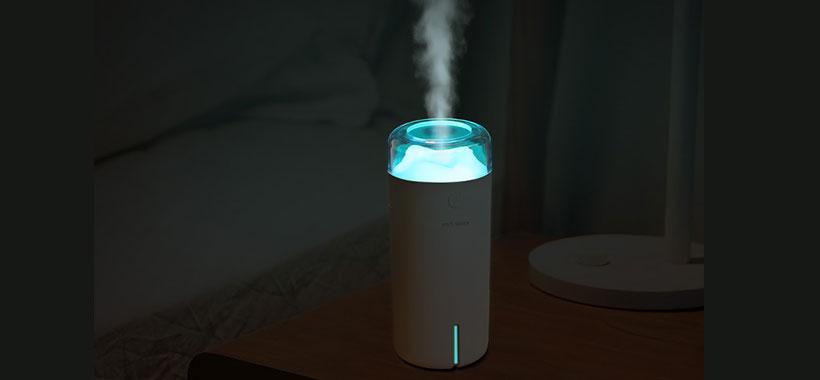 چراغ خوابی زیبا  دستگاه بخور راک WT-H6