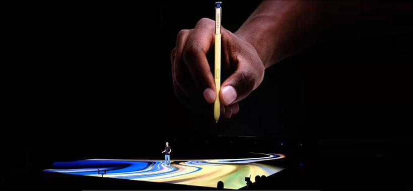 قلم اورجینال نوت 9