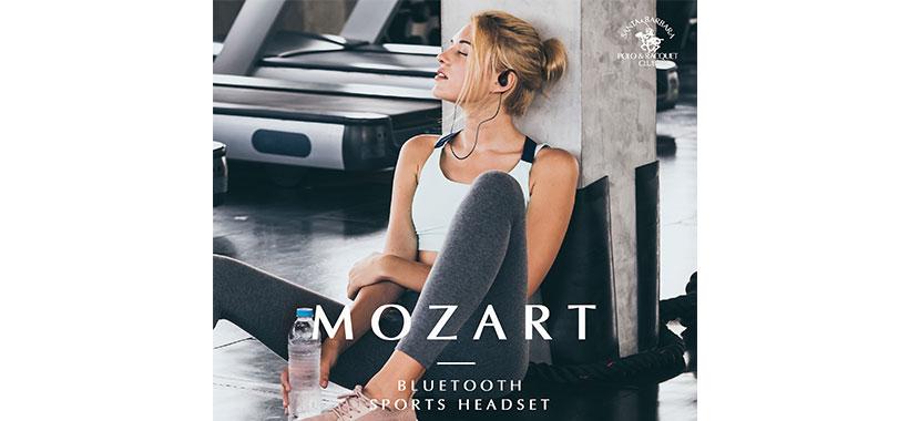 هندزفری بلوتوث اسپرت پولو Mozart S04