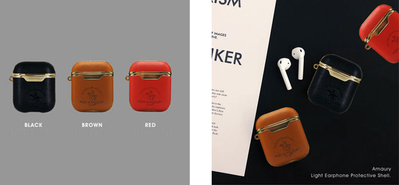 کیس چرمی Polo ایرپاد اپل