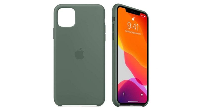 کاور سیلیکونی iphone 11